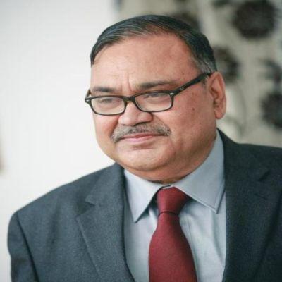 DR. BRIJ MOHAN BHATNAGAR