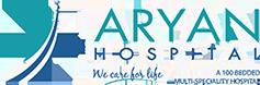 Aryan Hospital Logo